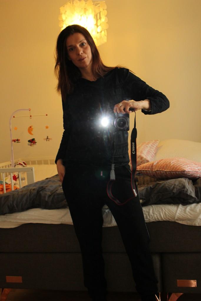 Det viktigaste för mig är ju såklart att kunna ta bra selfies där jag ser cool ut med kameran i hand;)
